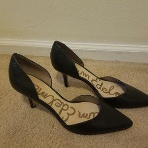 Sam Edleman black heels